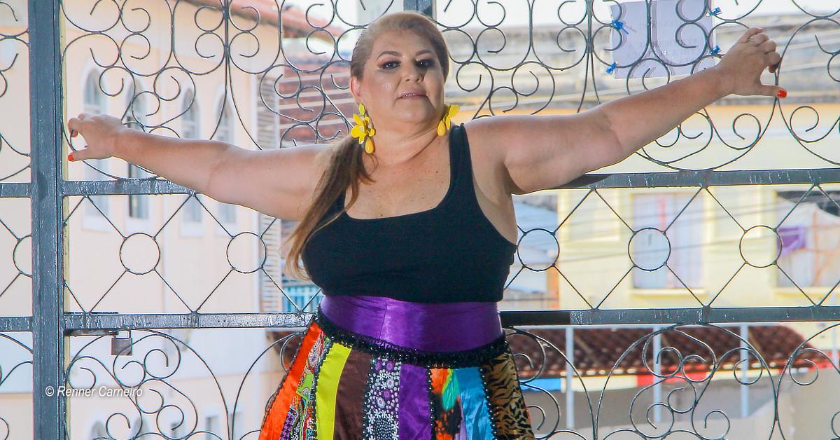 Lucilene Castro faz show comemora 25 anos de carreira com show no Teatro Amazonas