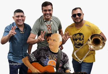 O ritmo é de boi no Luar de Uaicurapá