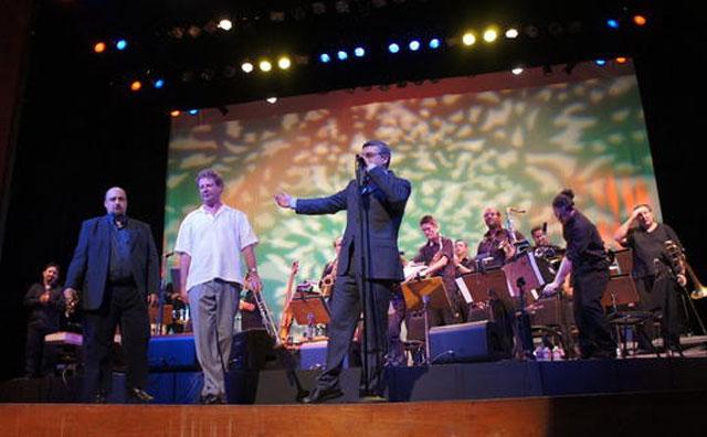 Composições de Daniel Barry no Teatro Amazonas