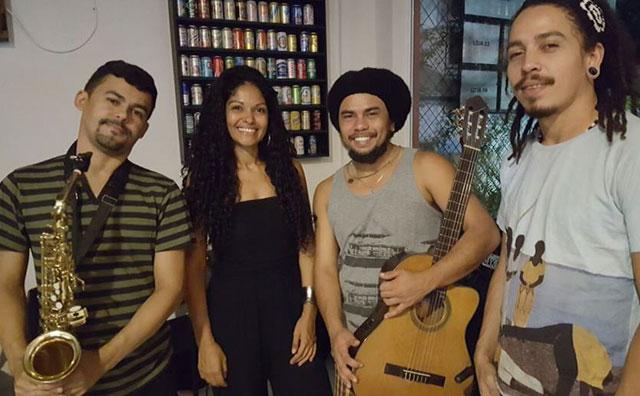 Artistas regionais se apresentam nos dois dias do Passo a Paço