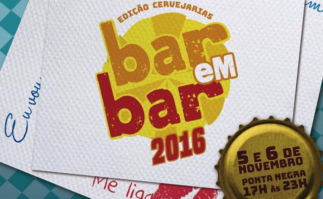 Abertura oficial do Festival Bar em Bar 2016 - edição cervejarias