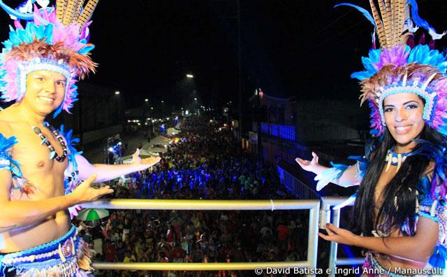 Dez atrações comandam a festa dos Bumbás na Ponta Negra