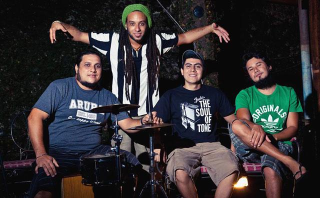 Esquenta do aniversário de onze anos da banda Cabocrioulo