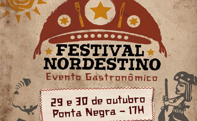 """Festival Nordestino"" – Evento Gastronômico na Ponta Negra"