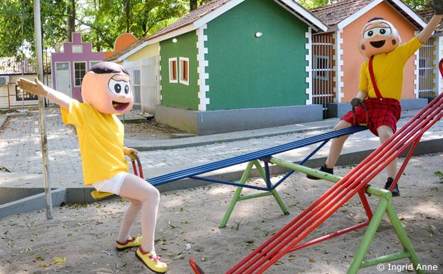 Parque da Criança celebra Dia das Crianças com 10 horas de programação