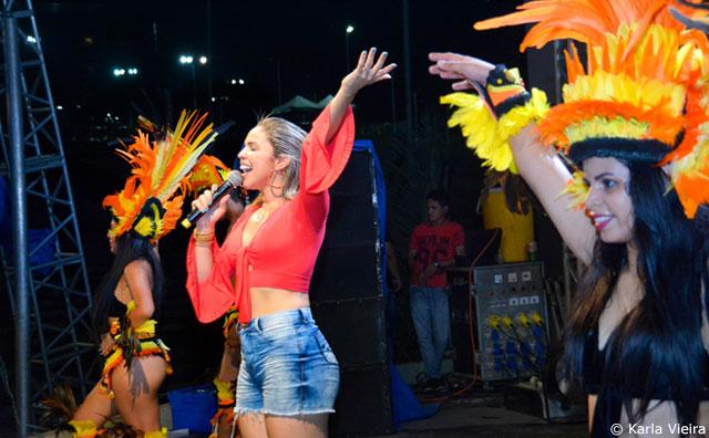 Ponta Negra `Esquenta` para o Boi Manaus 2016