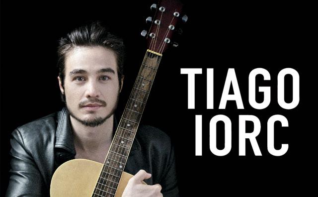 Esgotados ingressos para show de Tiago Iorc no Teatro Manauara