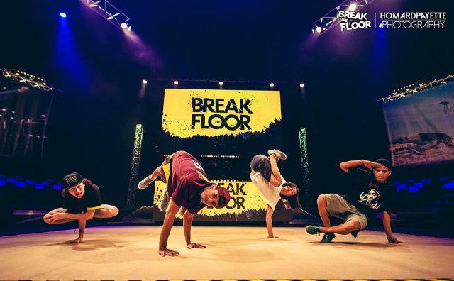 Manaus recebe festival de dança Break The Floor