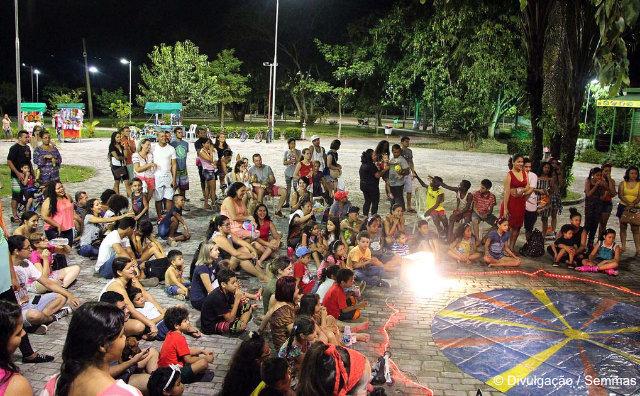 Criançada terá programação especial no Parque Ponte dos Bilhares