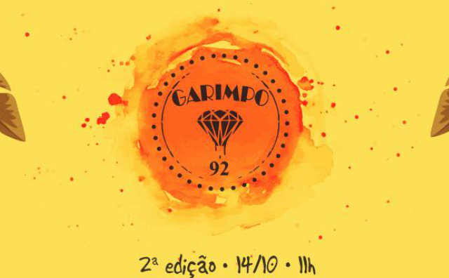 Iniciativa Garimpo 92 realiza feira criativa com brechós