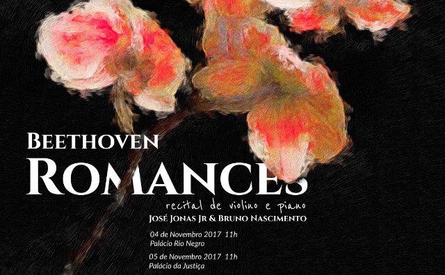`Romances` de Beethoven abrem agenda de concertos matinais