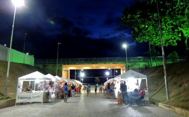 Feira de Artesanato abre nesta quarta-feira, na Ponta Negra