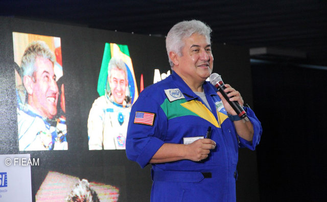 Marcos Pontes confirma que será ministro no lançamento do Torneio de Robótica