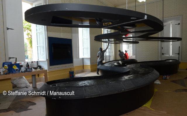Obras tecnológicas do Museu da Cidade transformam Paço da Liberdade