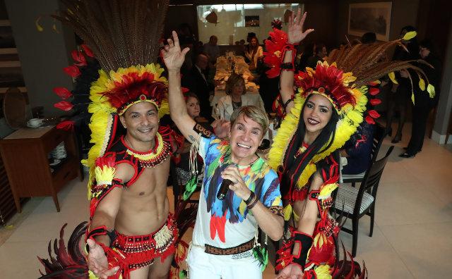 Nunes Filho e Banda Carrapicho são atrações do Manaus ao Luar