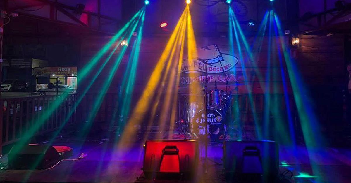 Chapéu Goiano promove festa de Halloween, nesta sexta (01)