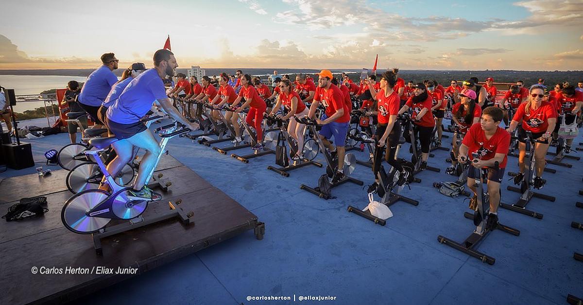 Evento unirá a prática de atividade física a um passeio incrível pelo Rio Negro