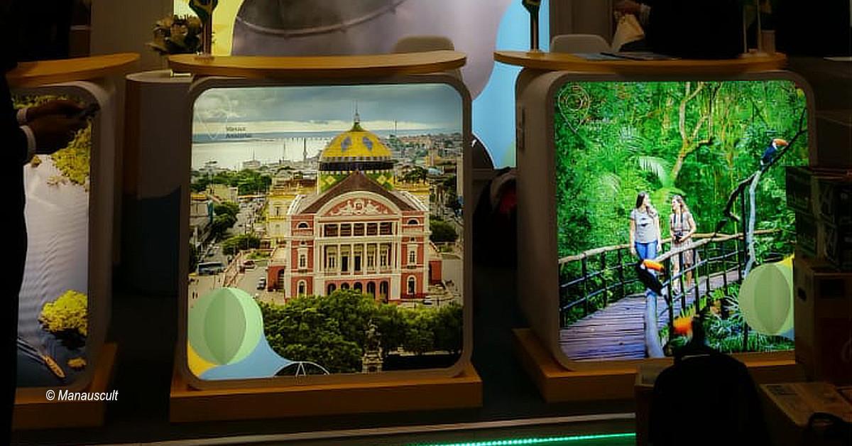 Cidade de Manaus é destaque em feira no Japão