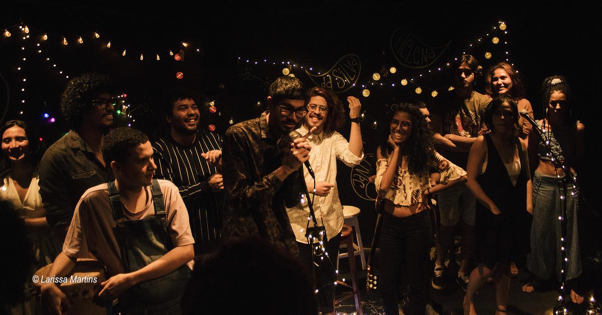 Musical Ouve retorna ao palco do Ateliê 23 neste fim de semana
