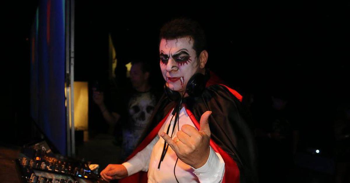 Festa une Halloween e flashback em Manaus