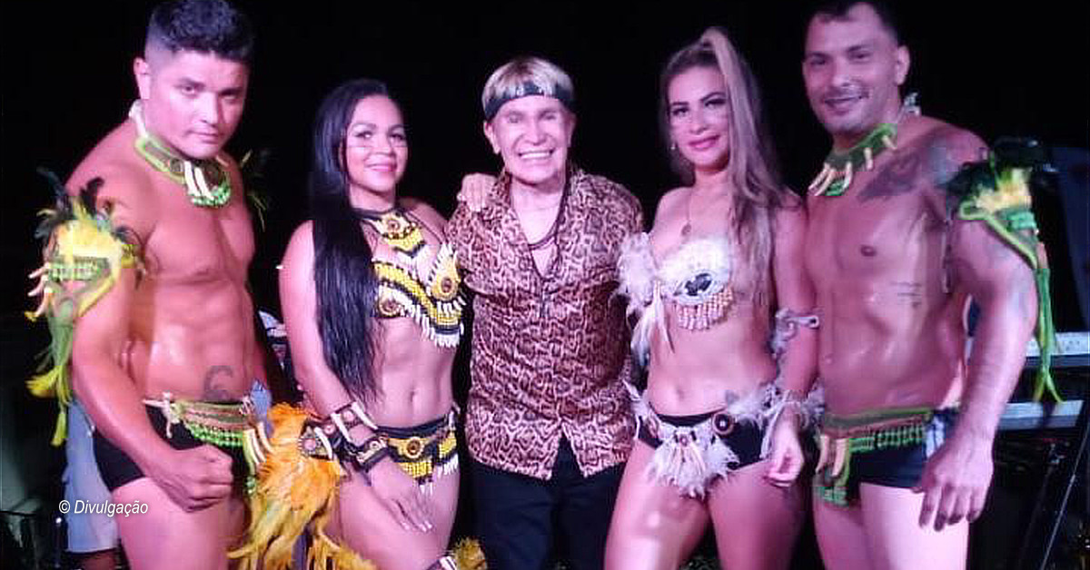 Banda Carrapicho faz show drive in para celebrar Dia do Comerciário em Manaus