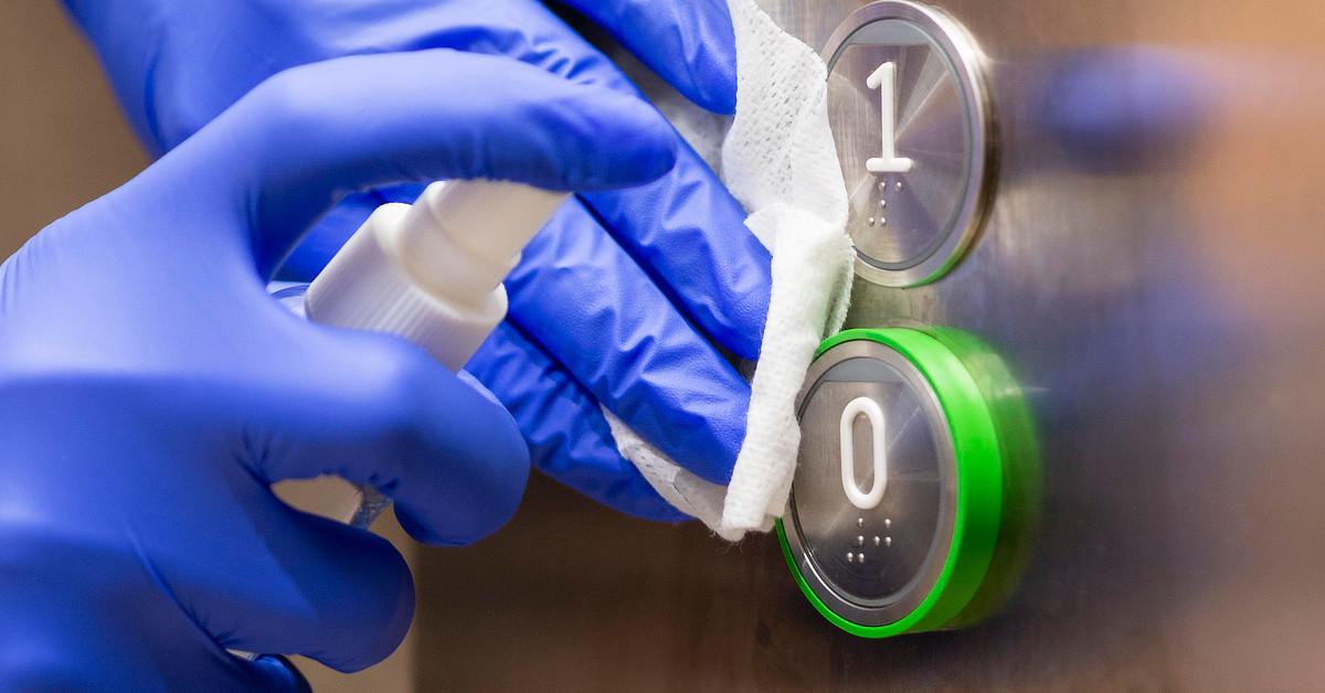 Infectologista alerta para cuidados com a Covid-19 nos elevadores