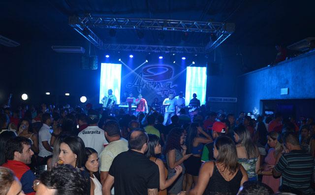 Forró Ideal faz seu primeiro show no Arena Pub, nesta sexta
