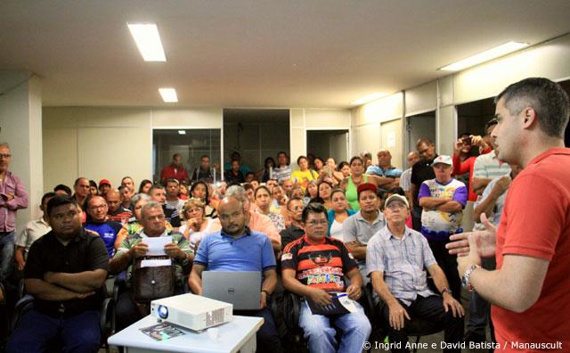Manauscult abre edital de apoio às bandas e blocos do Carnaval 2017