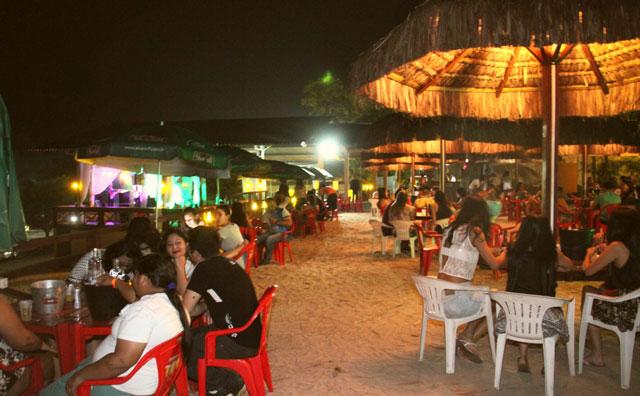 Samba na Praia inaugura neste sábado na área externa do Sun Paradise