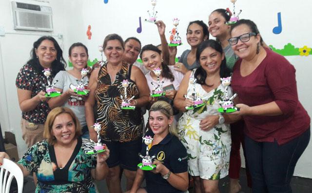 Universitários realizam ações sociais em ONG Casa dos filhos