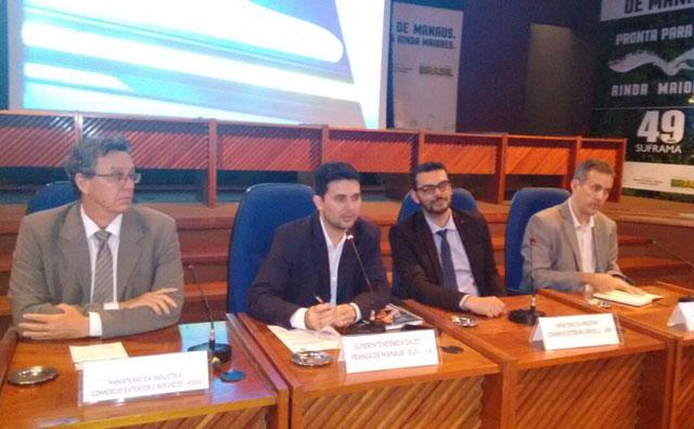 Seminário discute gestão de PD&I na Amazônia