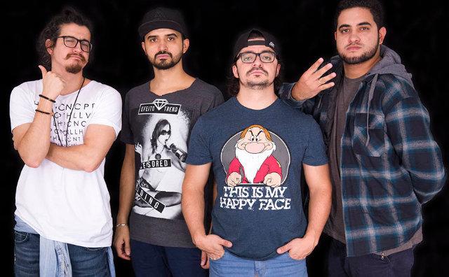 """4 Amigos"" traz stand up comedy ao Manaus Plaza Shopping"