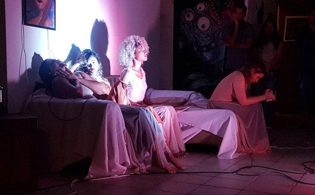"""""""Chico: o corpo em cores e sons"""" estreia hoje no espaço DaVárzea"""