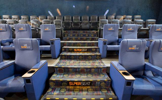 Rede UCI proporciona muito mais conforto nos cinemas de Manaus