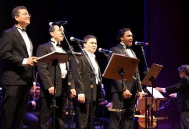 Teatro Amazonas recebe VII Encontro de Tenores do Brasil