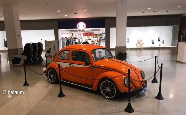 Eventos de carros antigos em Manaus