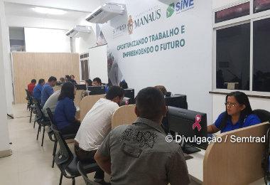 Sine Manaus seleciona para 27 vagas de emprego nesta sexta-feira