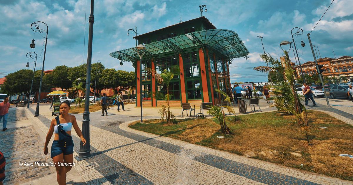 Pavilhão Universal é inaugurado com novo Centro de Atendimento ao Turista