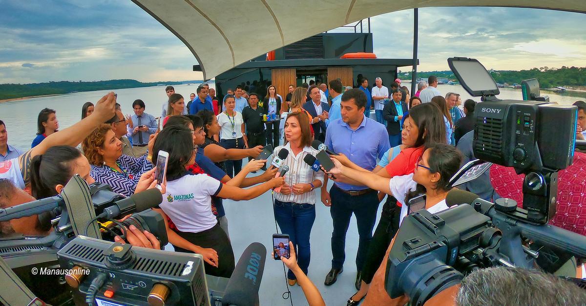 Governo do Amazonas e Ministério do Turismo lançam tipologia de barco-hotel