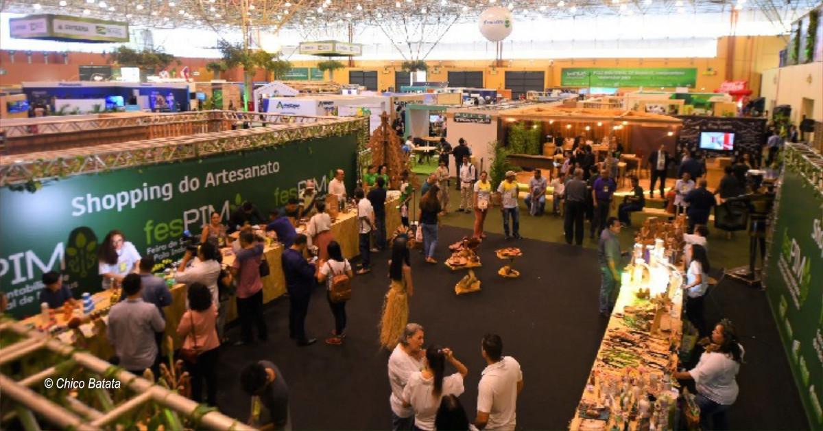 Iniciativas sustentáveis são apresentadas por empresas na fesPIM