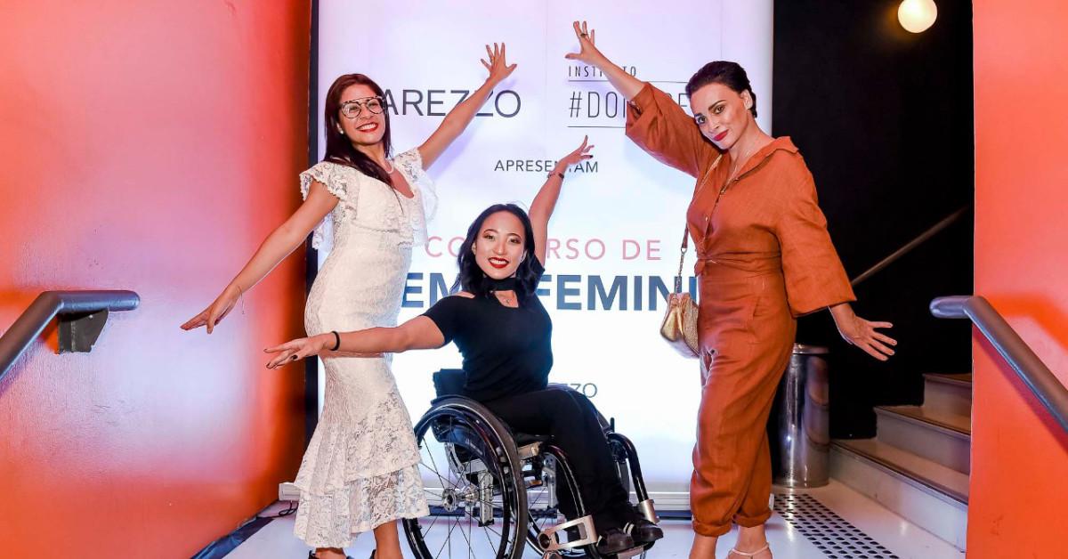 Amazonense ganha Concurso de Cinema Feminino Arezzo