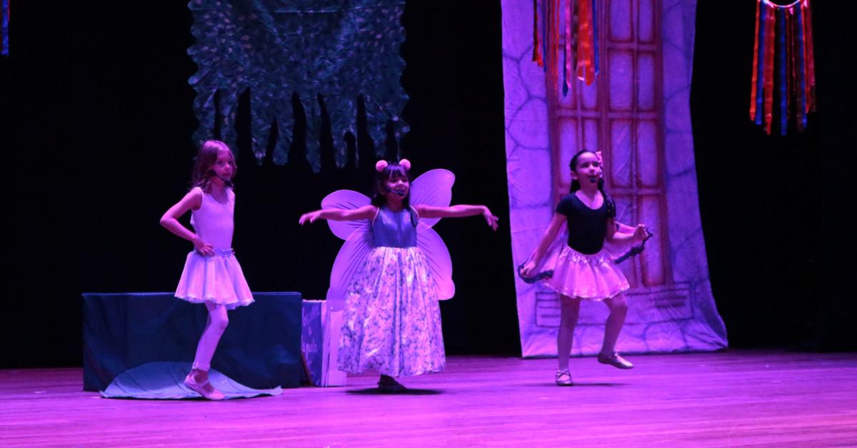 2ª Mostra de Teatro Infantil Espatódea Trupe