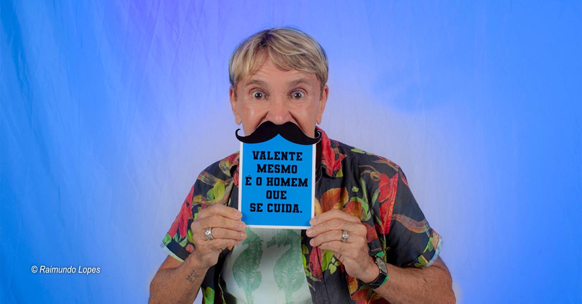 Exposição fotográfica aborda campanha Novembro Azul, em Manaus