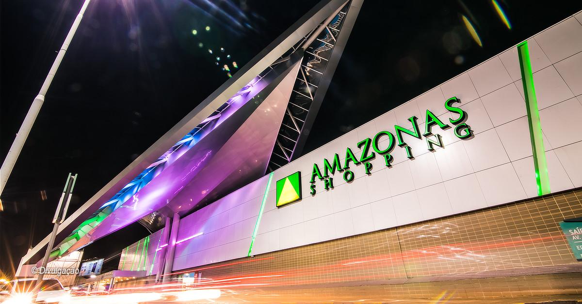 Amazonas Shopping prepara para a Black Online a partir desta sexta-feira (27)