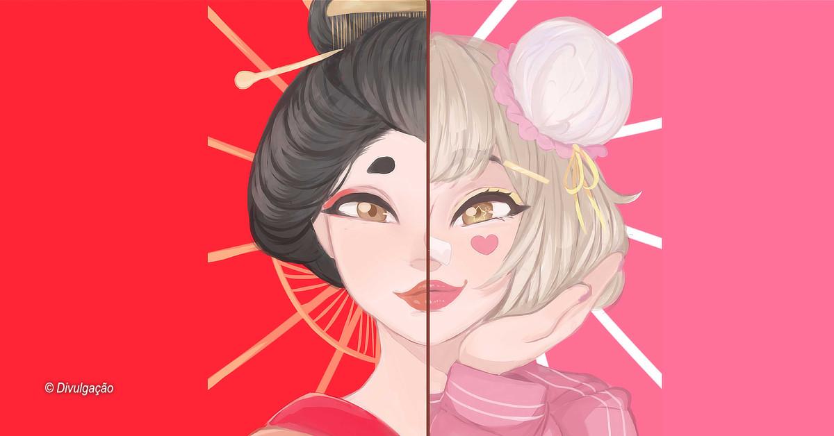 Cultura japonesa é tema de exposição de Paola Honda Castro