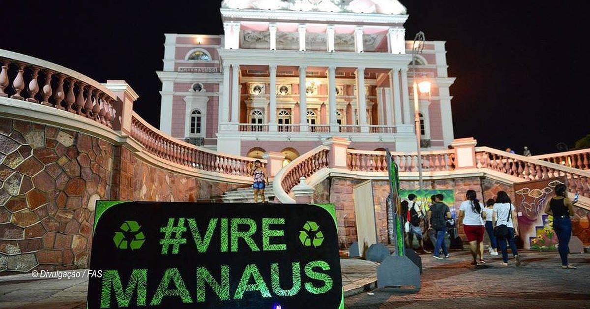 Virada Sustentável chega à sexta edição em Manaus com formato online