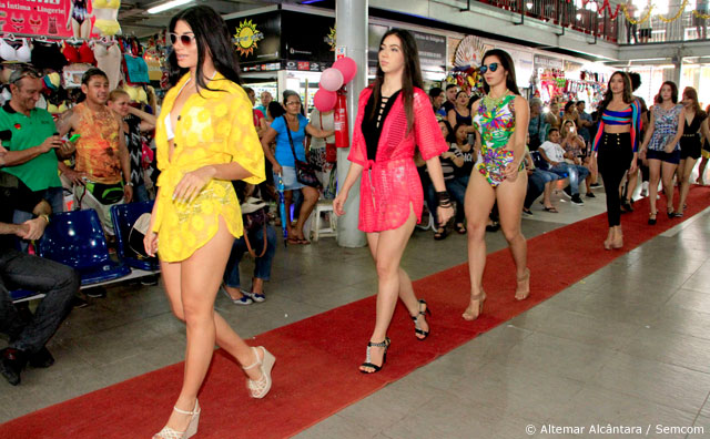 Galerias Populares abrem programação natalina com o Galeria Fashion
