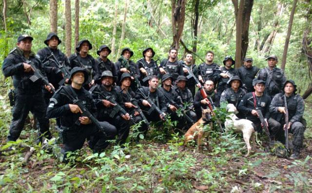 Colombianos são localizados em Coari durante operação