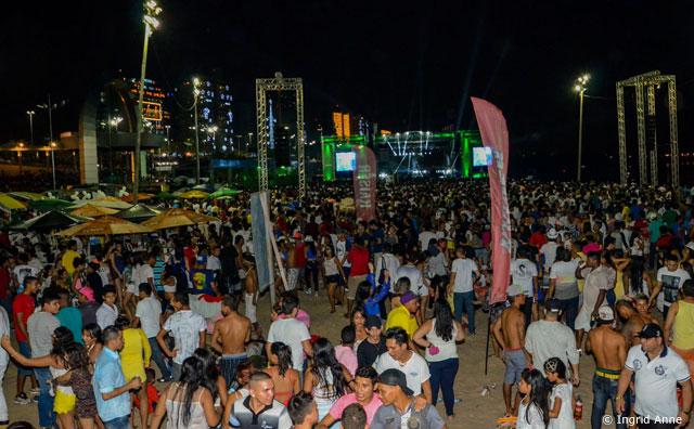 Manaus terá shows de Israel Novaes e Rabo de Vaca na Ponta Negra