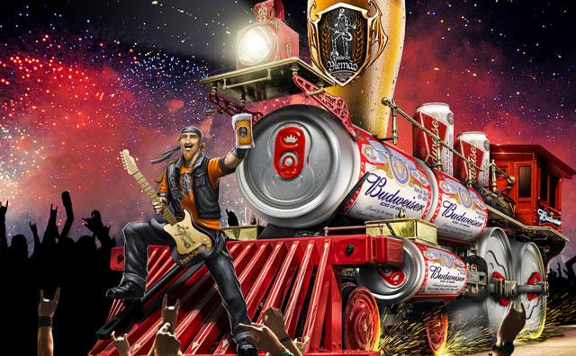 Temporada de festas ao som de rock no Porão